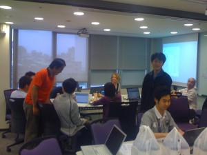 Taiwan guided performance analysis sessions